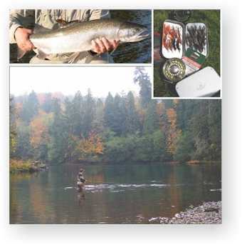 Fly fishing for Steelhead - Part 1